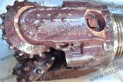 Долото шарошечное 152,4 МЗ-ГАУ