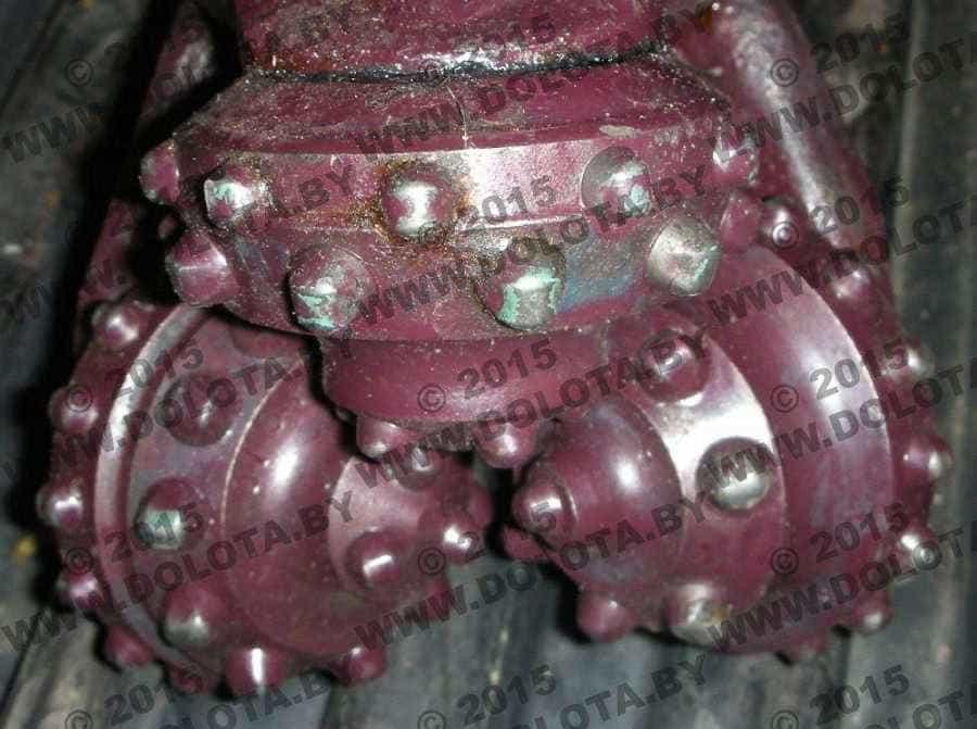 Шарошечное долото 124 СЗ-ГАУ