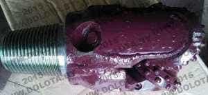 Шарошечное долото 155,6 ТКЗ-ГАУ