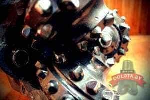 Шарошечное долото 215,9 МЗ-ГАУ