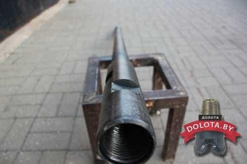 Бурильная труба 50х5,5 по ГОСТ 7909-56