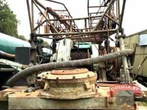 Буровая установка 1БА-15