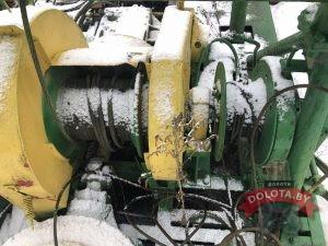 Двухбарабанная лебедка буровой установки БА15