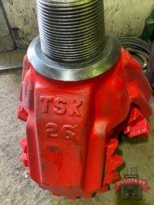 """Долото шарошечное Ш-660.4 типа М-ГВ (26"""") TSK"""
